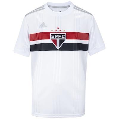 Camisa do São Paulo I 2020 adidas - Infantil