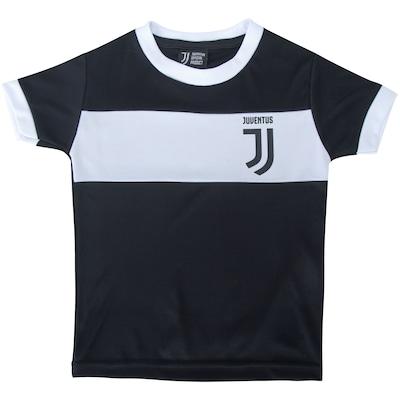 Camiseta Juventus Recorte - Infantil