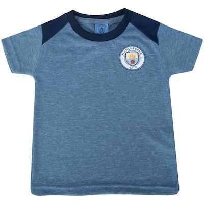 Camiseta Manchester City Dominic - Infantil