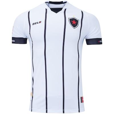Camisa do Botafogo-PB II 2020 nº 10 Belo - Masculina