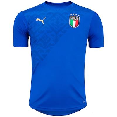 Camisa Pré-Jogo Itália 2020 Puma - Masculina