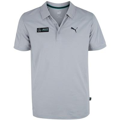 Camisa Polo Puma Mercedes Benz 596183 - Masculina