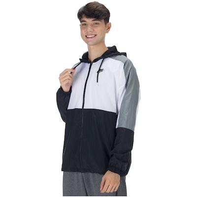 Jaqueta com Capuz Nike HD Woven CB - Masculina