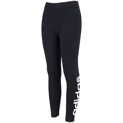 Calça Legging adidas YG E Linear Tight Feminina - Infantil