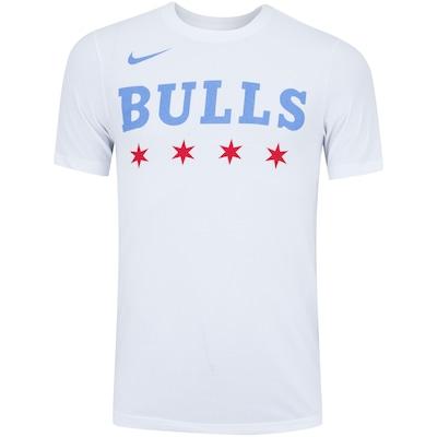 Camiseta Nike Chicago Bulls Dry - Masculina