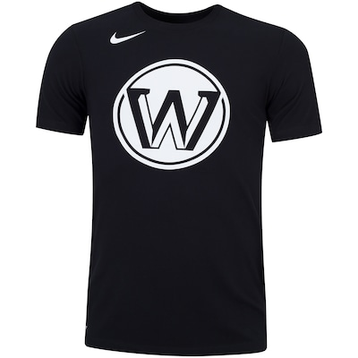 Camiseta Nike NBA Golden State Warriors Dry - Masculina