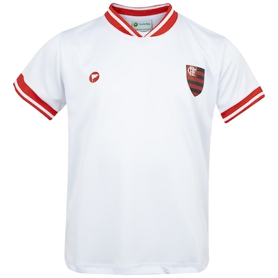 Camiseta do Flamengo Estilo I Torcida Baby - Infantil
