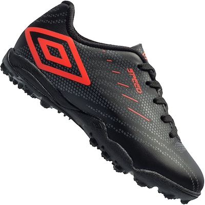 Chuteira Society Umbro Speed IV TF New - Infantil