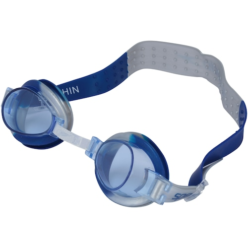 afe158613 Óculos de Natação Speedo Dolphin - Infantil - AZUL ESC AZUL