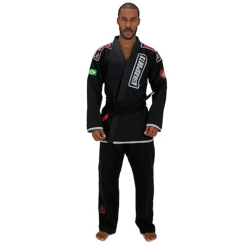 Menor preço em Kimono Jiu-Jitsu Keiko Série Limitada Color 02 - Adulto