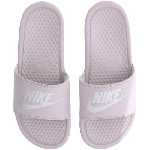 8debd7ca24a Chinelo Nike Benassi JDI - Slide - Feminino - ROSA PRATA