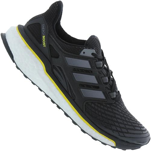 bcdb11e3c Tênis adidas Energy Boost - Masculino - PRETO CINZA ESC