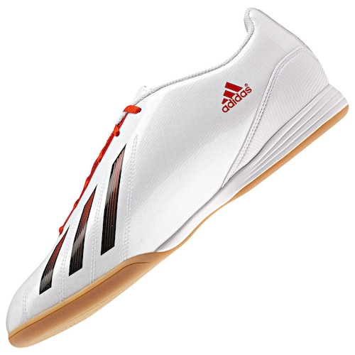 c5ff47d425e8e Chuteira do Messi Futsal Adidas F10 TRX IN