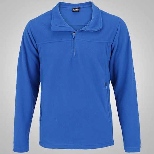 86c9bb062f084 Blusa de Frio Fleece Nord Outdoor Basic - Masculina - AZUL | Menor ...