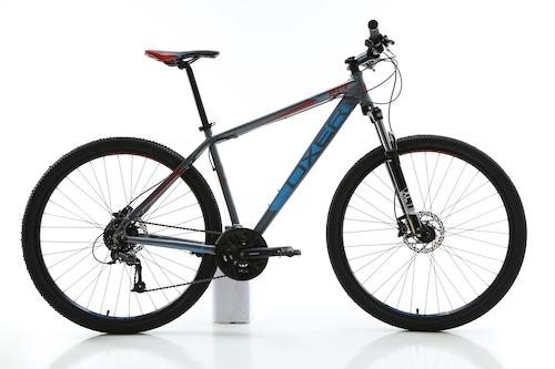 Mountain Bike Oxer XR270 - Aro 29 - Freio a Disco - Câmbio Traseiro Shimano - 27 Marchas