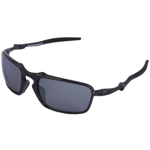 0a4197846 Óculos de Sol Oakley Badman Iridium Polarizado - Unissex