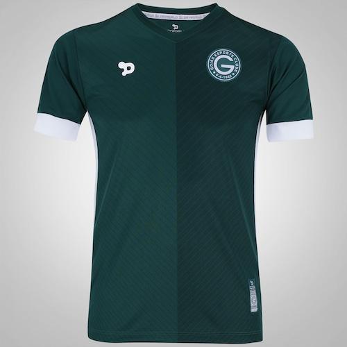 Camisa do Goiás I 2016 n°10 Dryworld - Infantil 3c5eac6463aad
