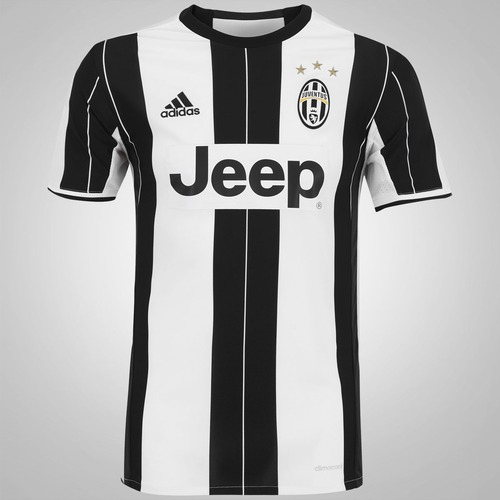 4f9cbb8370f84 Camisa Juventus I 16/17 adidas - Masculina