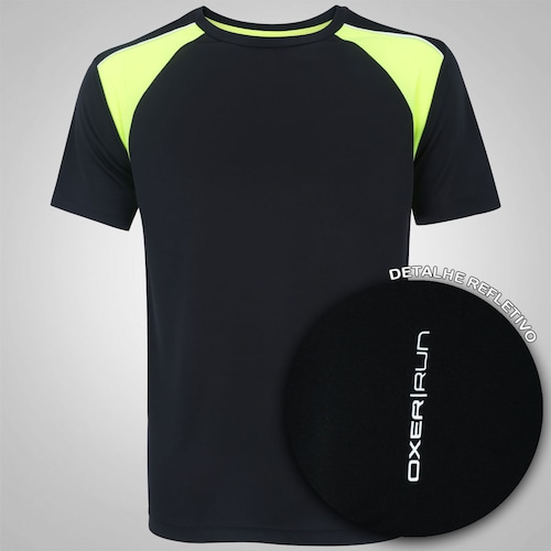 Camiseta Oxer Panel Domin - Masculina cf364ae83a0d9