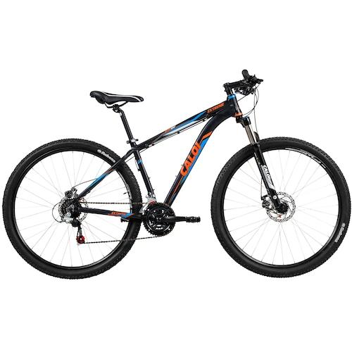 Menor preço em Mountain Bike Caloi Extreme - Aro 29 - Freio a Disco - Câmbios Shimano - 21 Marchas