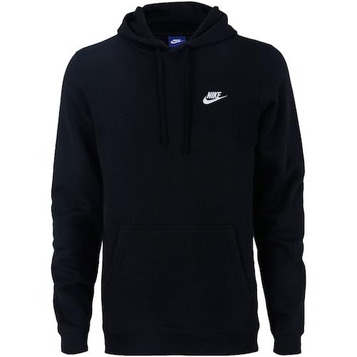 Blusão de Moletom com Capuz Nike Hoodie PO FLC Club - Masculino cf2b1892e3e5e