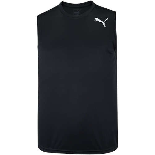 76b7f3e6814 Camiseta Regata Puma Essential Sleeveless - Masculina
