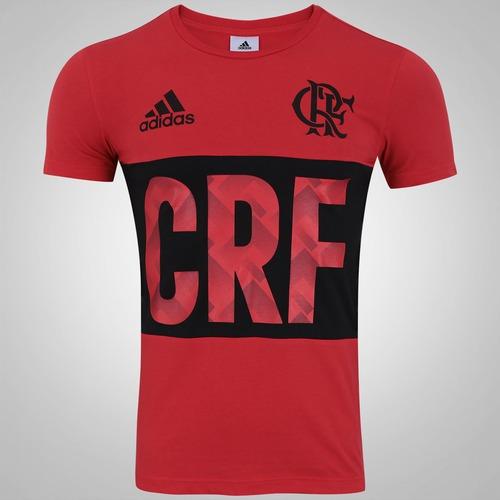 4408e0ee31a Camiseta do Flamengo adidas Gráfica - Masculina