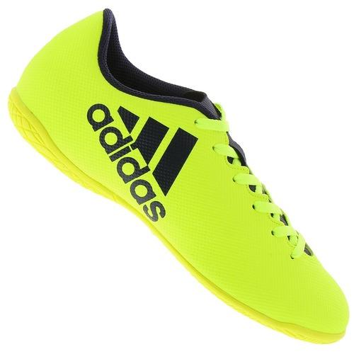 01cc89c4b1 Menor preço em Chuteira Futsal adidas X 17.4 IN - Adulto