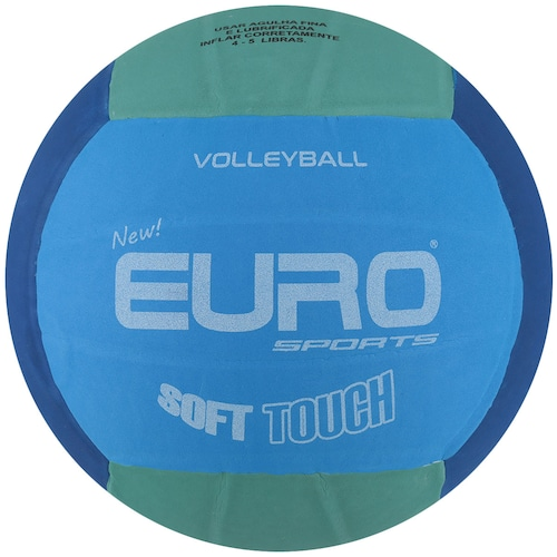 9ef3dac9a Menor preço em Bola de Vôlei Euro New Soft Touch