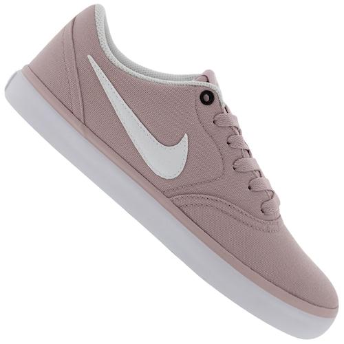 d5fabd4a01 Tênis Nike SB Check Solar CNVS - Feminino - AZUL