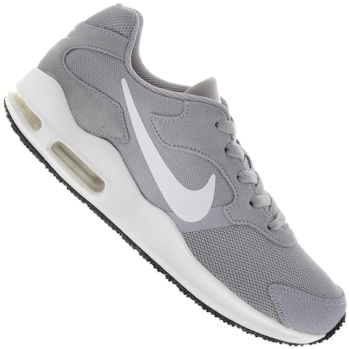 a8d6e419a69 Tênis Nike Air Max Guile - Masculino - CINZA BRANCO