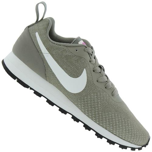 2bddf537ad5 Menor preço em Tênis Nike MD Runner 2 Eng Mesh - Feminino - VERDE. Outras  cores. ROSA CLARO