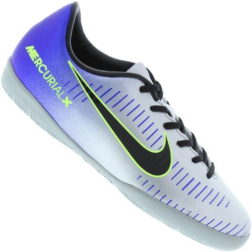66e4ef967 Menor preço em Chuteira Futsal Nike Mercurial X Victory VI Neymar IC -  Infantil