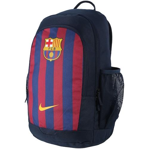 e5be938dfc1d8 Mochila Barcelona Stadium Nike - 24 Litros - Reduza