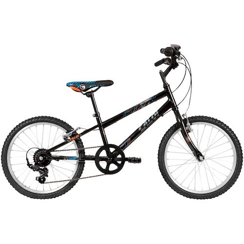 e703c289a Menor preço em Bicicleta Caloi Hot Wheels - Aro 20 - Freio V-Brake - Câmbio  Traseiro Shimano - 7 Marchas - Infantil - PRETO
