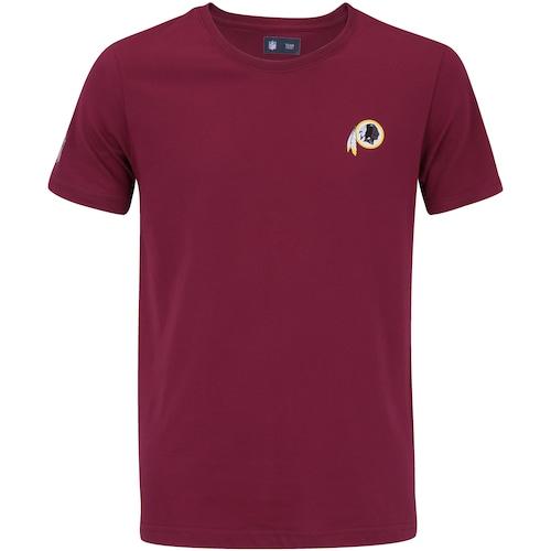 Camiseta New Era Washington Redskins Team Mini Logo - Mascu 8004ab9cd8f