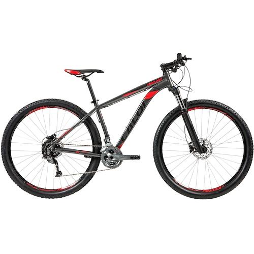 Menor preço em Mountain Bike Caloi Moab - Aro 29 - Câmbio e Freio Hidráulico Shimano - 27 Marchas