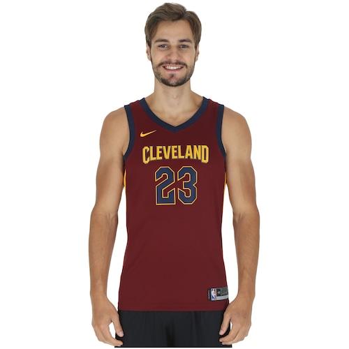 comentario Principiante matraz  Camiseta Regata Nike NBA Cleveland Cavaliers James nº 23 - Masculina -  Centauro