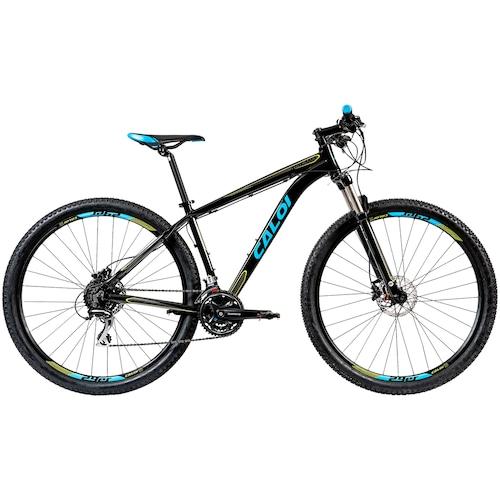 Menor preço em Mountain Bike Caloi Atacama - Aro 29 - Freio Hidráulico - Câmbio Shimano - 24 Marchas