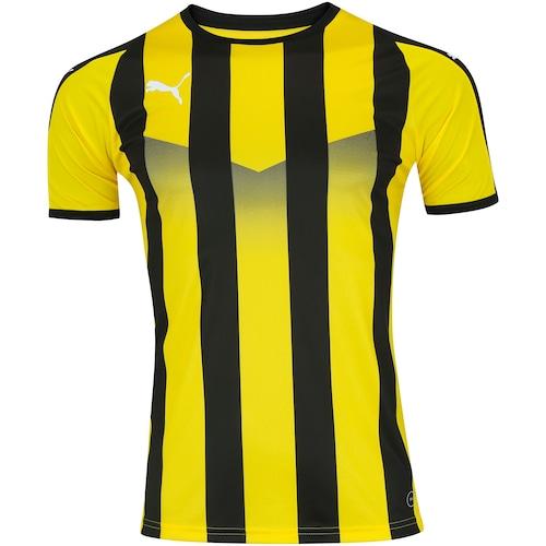 889361869f Camisa Puma Liga Jersey Striped - Masculina