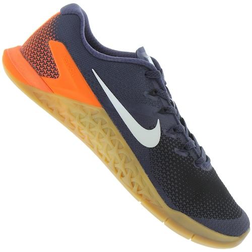 b53258650 Tênis Nike Metcon 4 - Masculino - AZUL ESC/BRANCO | Menor preço com ...
