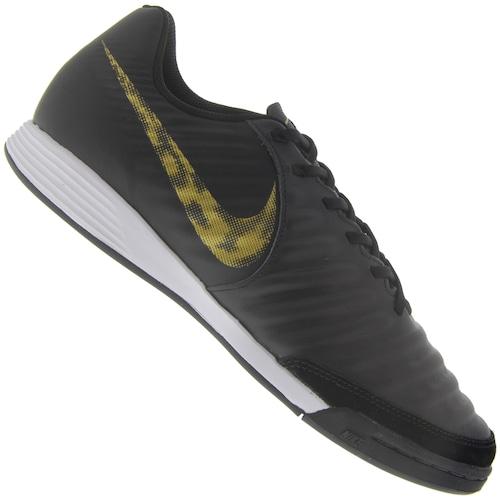 a9ef8870e2 Menor preço em Chuteira Futsal Nike Tiempo Legend X 7 Academy IC - Adulto