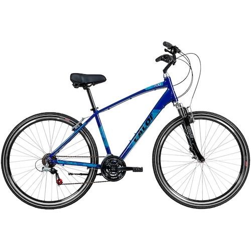 c40c66464 Menor preço em Bicicleta Caloi 700 - Freio V-Brake - Câmbio Shimano - 21