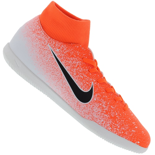 080b0ba969 Menor preço em Chuteira Futsal Nike Mercurial Superfly X 6 Club IC - Adulto