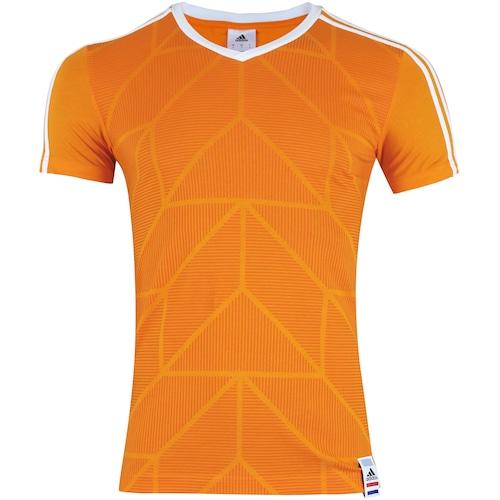 Camiseta Holanda 2018 CI adidas - Masculina c416d4f5a036f
