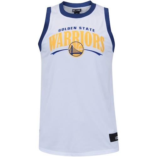 bd95dc90a5 Camiseta Regata New Era Golden State Warriors Versatile Sport Wave -  Masculina