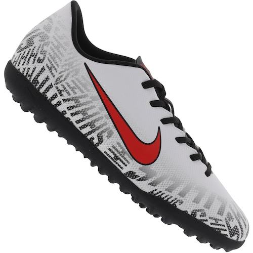 Menor preço em Chuteira Society Nike Mercurial Vapor X 12 Club Neymar Jr. TF - Adulto