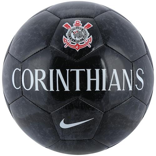 e35a04b407 Menor preço em Bola de Futebol de Campo do Corinthians Spirits Nike - CINZA  ESCURO