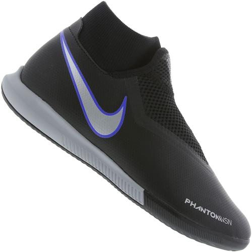50b3ebce4b Menor preço em Chuteira Futsal Nike Phantom VIVSN Academy DF IC - Adulto