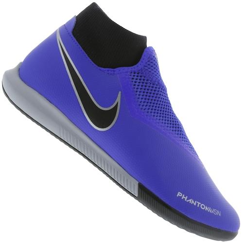 596a8176a0 Menor preço em Chuteira Futsal Nike Phantom VIVSN Academy DF IC - Adulto